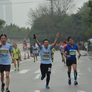 2016年广东清远国际马拉松赛