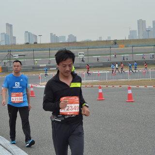 3km 陈小蝶 10:54-11:06