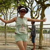 2015 Dazzle上海女子10K跑