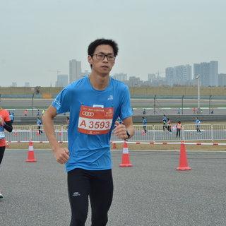 3km 陈小蝶 11:06-11:20