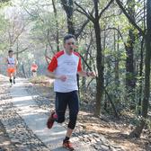 2014杭州asics山地马拉松