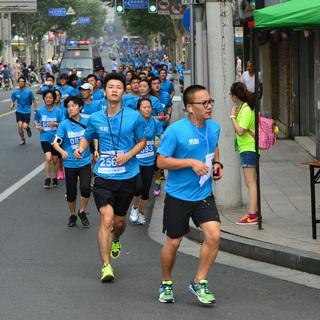 2014上海易跑