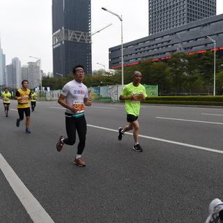 2015深圳国际马拉松
