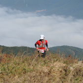 龙山24公里越野