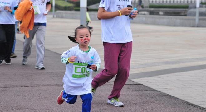 #卡萨帝家庭马拉松# 11月1日上海站