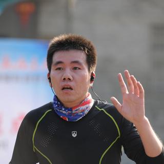 """2015""""日月杯""""宁波太白湖国际越野赛"""