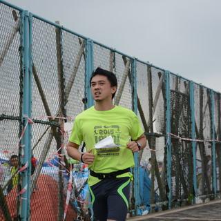 2015 滴水湖24小时慈善无间断接力跑