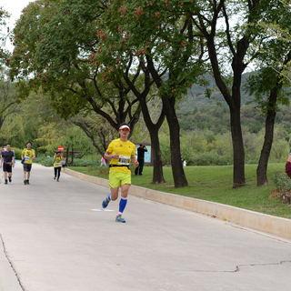 2014ASICS北京山地马拉松