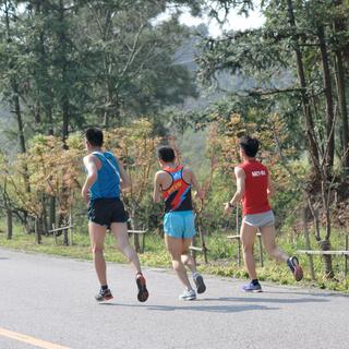 2015 南京溧水傅家边山地半程马拉松赛