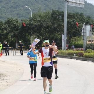 2016 海陵岛环岛国际马拉松赛