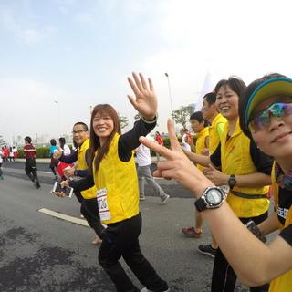 深圳 #东奔西跑# CITY RUN
