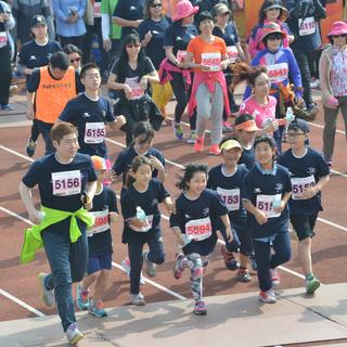 2016 济州国际旅游节马拉松赛