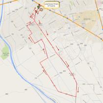 Half-marathon-map