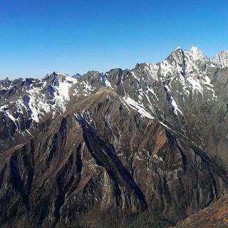 云端的约会:2014四姑娘山高山马拉松体验活动