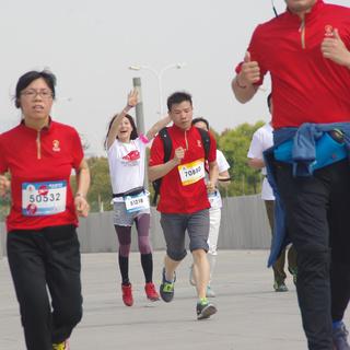 2015 欢乐跑中国上海站(春季)
