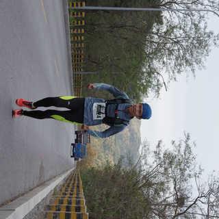 2015 大连环黄泥川越野马拉松赛