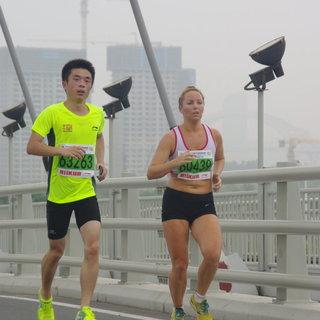 2014李宁10K路跑赛上海站