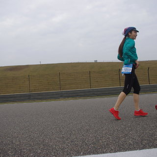 1km Mandy 09:49-10:09