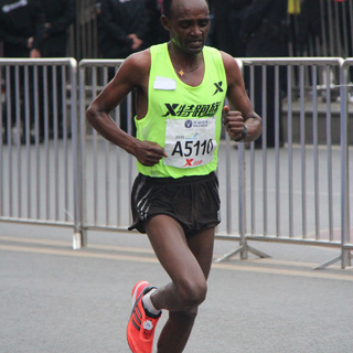 2015重庆国际马拉松赛