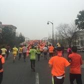 2016年第7届苏州金鸡湖半程马拉松