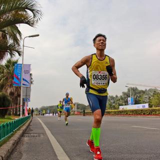 2014 厦门国际马拉松赛