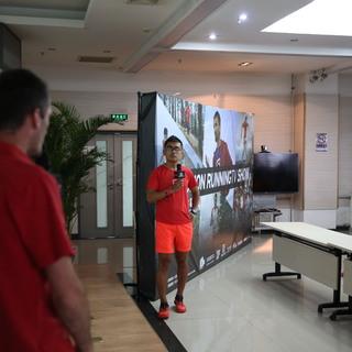 2015Salomon第二届越野跑精英训练营
