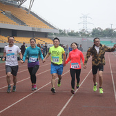 杭州民间半程马拉松2014