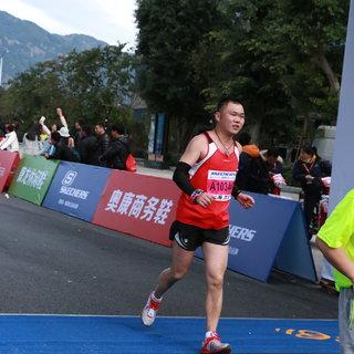 2015 温州马拉松