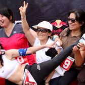 昆明西山女子10公里山地跑2014年8月二