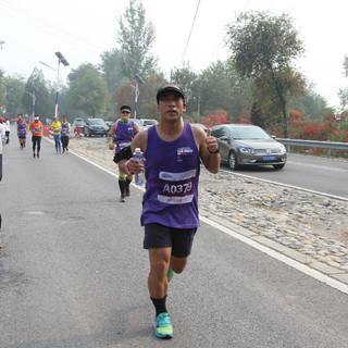 2015长城马拉松