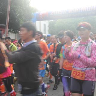 2015 正格杭州山地越野赛