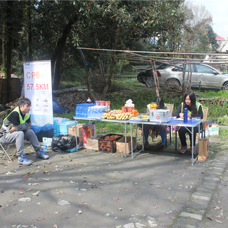 杭州100越野赛(天狼刺)