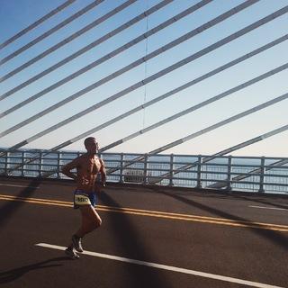 2015年大连长山群岛马拉松