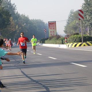2015衡水湖国际马拉松赛