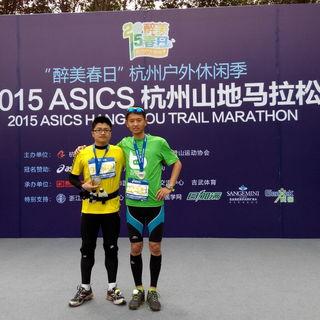 2015ASICS杭州山地马拉松