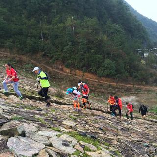 2015群飞杯·婺州国际越野挑战赛