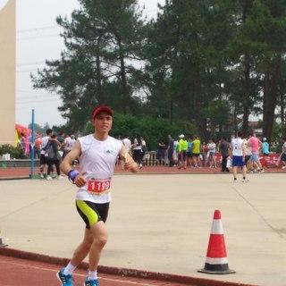 2015金华金东乡村绿道马拉松