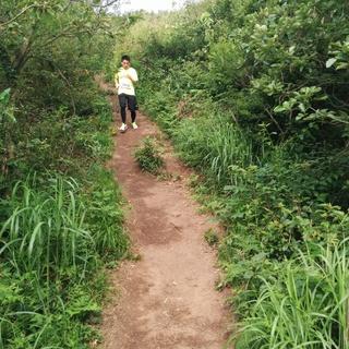2015 苏州树山半程马拉松越野赛