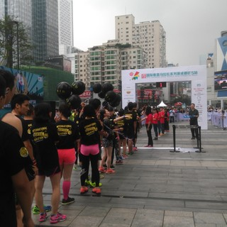 2015国际垂直马拉松系列赛成都站