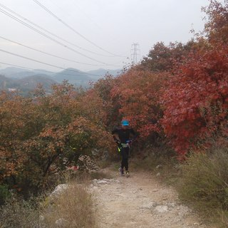 2015RW舞彩顺义•北京国际山地马拉松