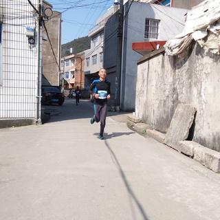 salomon城市越野跑 台州站 - 温岭斗米尖越野赛