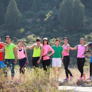 2015去跑魅力泉城山地越野赛