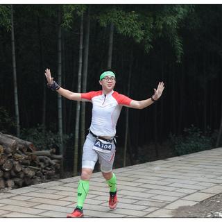 2015南北湖跑山赛