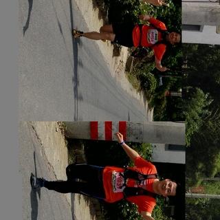 2014莫干山100公里越野跑
