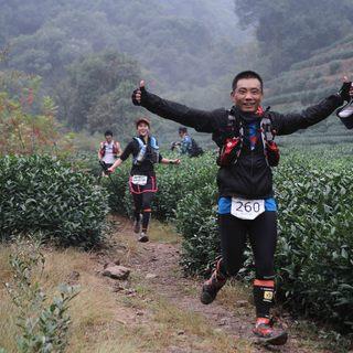 2014年威斯杯杭州西湖跑山赛