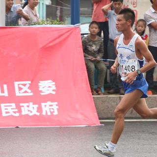 2015凉都六盘水夏季国际马拉松