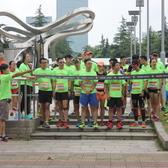 2015上海拉面杯10公里邀请赛 奔跑靓影