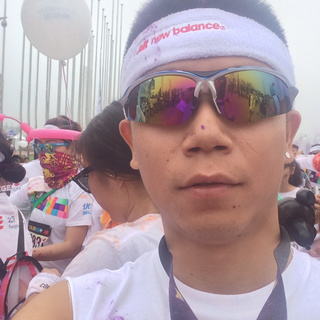 2014 THE COLOR RUN 彩色跑北京站