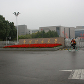中国矿业大学校园半程马拉松(2015-11-07)
