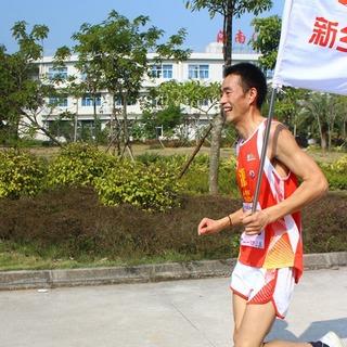 2014海口马拉松